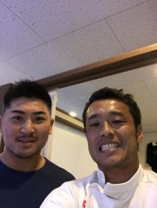 松橋周平選手